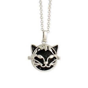 Jewelry - 🍁Cat Essential Oil Diffuser Pendant Necklace